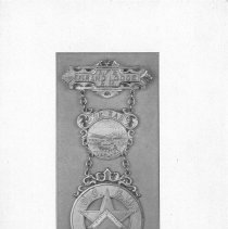 Image of District Deputy Grand Master Jewel                                                                                                                                                                                                                             - Grand Lodge of Kansas