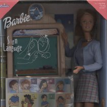 Image of Barbie Sign Language