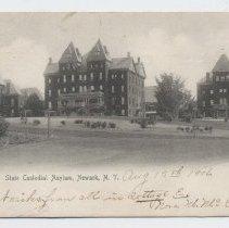 Image of State Custodial Asylum, Newark