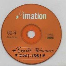 Image of 2001.138.1 - Album, Record