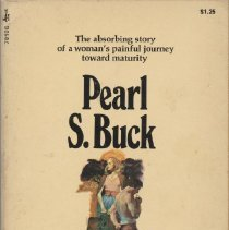 "Image of PZ3.B8555 Ti - Book: ""The Time is Noon"" by Pearl S. Buck,  Is a novel about a woman with a retarded child. First edition was published in 1967.