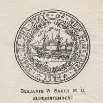 Image of New Hampshire State Seal