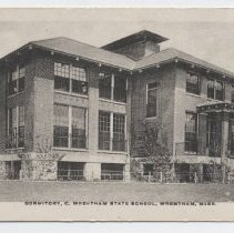 Image of Dormitory C Wrentham State Sch