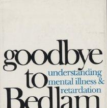 Image of Goodbye to Bedlam