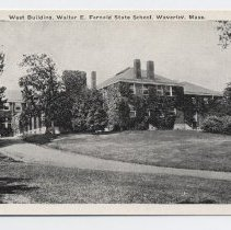 Image of Walter E. Fernald State School