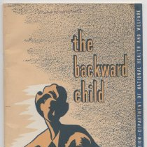 Image of The Backward Child cover.