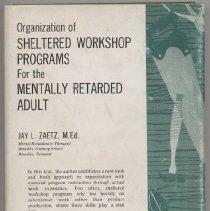 Image of Sheltered Workshop