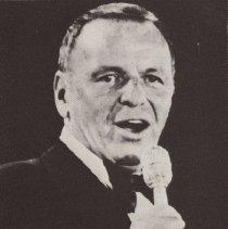 Image of Frank Sinatra at the Stars Tel