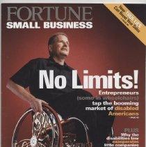 Image of 2005.56.1 - Magazine