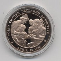 Image of 2005.62.1 - Coin, Commemorative