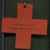 Image of Craig Colony Cross Pin