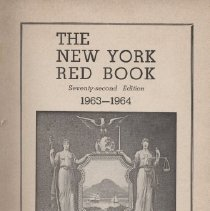 Image of JK3430 .N5 1963 - The New York Red Book