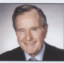 Image of George H W Bush
