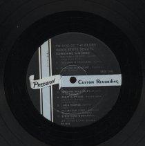Image of 2007.212.1 - Album, Record