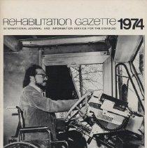Image of Rehabilitation Gazette