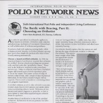 Image of 2007.216.60 - Newsletter