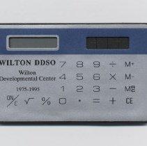 Image of 2007.2.27 - Calculator, Pocket