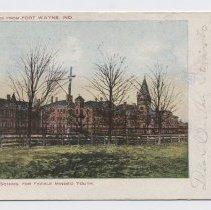 Image of 2007.284.1 - Postcard