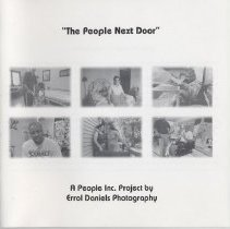 Image of 2007.64.1 - Booklet