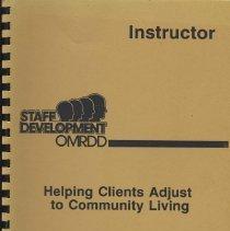 Image of Staff Development OMRDD