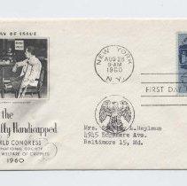 Image of 2008.198.1 - Envelope