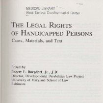 Image of Legal Rights