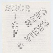 Image of 2008.277.436 - Newsletter