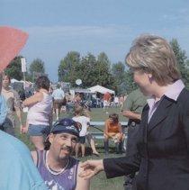 Image of Robert Hensel Hillary Clinton