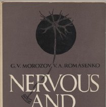 Image of RC341 .M7513 1968 - Nervous and Psychic Diseases