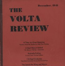 Image of The Volta Review