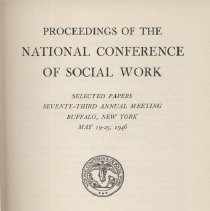 Image of National Conference of Social Work
