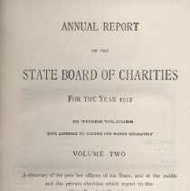 Image of State Board of Charities