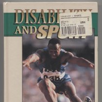 Image of GV709.3 .D47 1995 - Disability and Sport   Karen P. DePauw and Susan J. Gavron