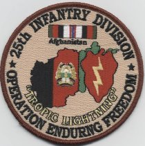 Image of 2010.76.2 - Patch, Military