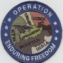 Image of 2010.77.1 - Patch, Military