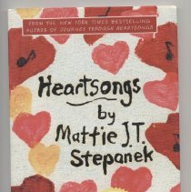 "Image of PS3619.T4765 H428 2002 - Heartsongs written and illustrated by Matthew ""Mattie"" Joseph Thaddeus Stepanek."