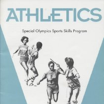 Image of Athletics  Special Olympics Sports Skills Program