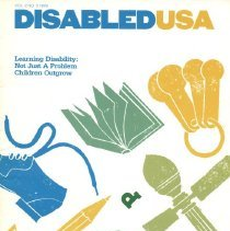 Image of HD7256.U5 D57 1979 - Disabled USA Vol. 2 , N0. 5  Learning Disability: Not Just A Problem Children Outgrow