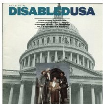 Image of HD7256.U5 D57 1981 - Disabled USA Vol. 4, No. 4-5 1981 