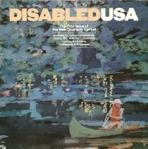 Image of HD7256.U5 D57 1981 - Disabled USA   Vol. 5, Fall 1981