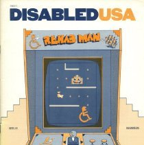 Image of HD7256.U5 D57 1983 - Disabled USA   1983/1
