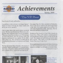 Image of 2011.19.15 - Newsletter
