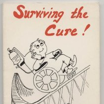 """Image of Surviving the Cure   """"...a time to laugh"""" by Janet Henry   Illustrations by Scott Henry (son of the author)"""