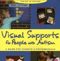 Image of LC4717 .C64 2007 - Visual Supports for people with autism : A guide for parents & professionals