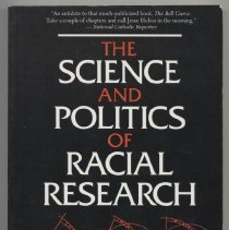 Image of The Science and Politics of Racial Research