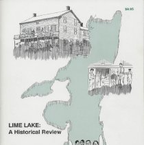 Image of F129.L683 M55 1992 - Lime Lake: A Historical Review  by Jeffrey Miller