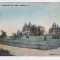 Image of Newark Custodial Asylum