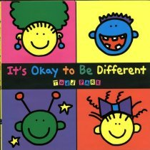 Image of PZ7.P2447 It 2001 - It's OK to Be Different  by Todd Parr