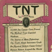Image of TNT - The Naked Truth  Vol. 2   No. 3  June , 1930 