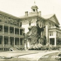 Image of State School for the Blind  Main Building  Vinton IA